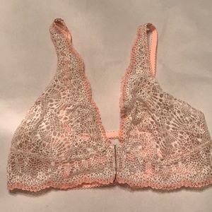 Victoria's Secret medium lace bralette medium